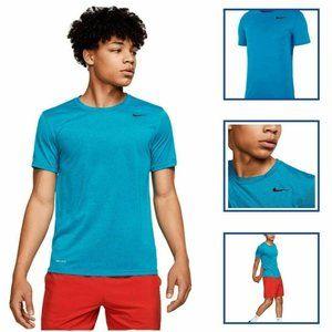 Nike Activewear Top Dri Fit Short Sleeve Shirt